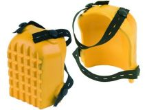 GENUILLERE DE SECURITE CXS JAUNES (2PCS)